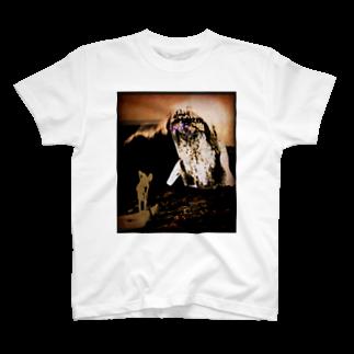 Danke Shoot Coffeeの白鯨に挑む T-shirts