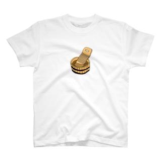 洗濯板 T-shirts