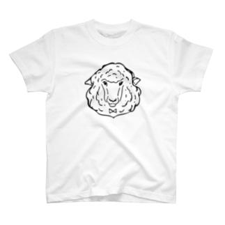 hitsujisan T-shirts