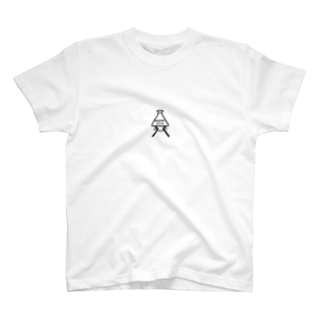 shibabashiの頭でメガホンキャッチ出来るかな T-shirts