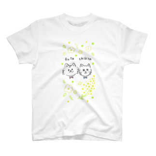 mi1227yuの風太ちびたスマホケース T-shirts