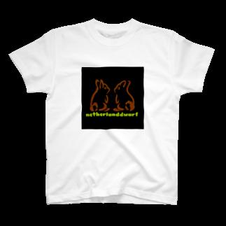 designfactory GARAGE23のネザーランドドワーフ 11 T-shirts