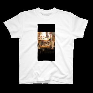 mononoawareのおおつぼ T-shirts