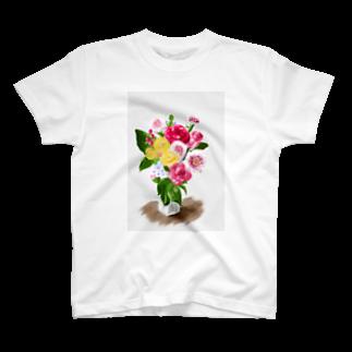 せいせんのHANAPOP T-shirts
