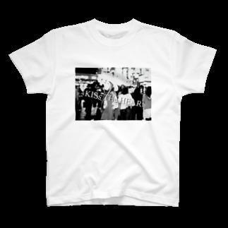 KISsTHeHEARtのポリシー KISs THe HEARt T-shirts