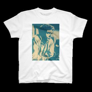 Yuya Itabashi︎のむーびーすたー T-shirts