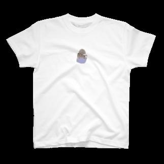 TokiOfficialShopの春を待つ女の子 T-shirts