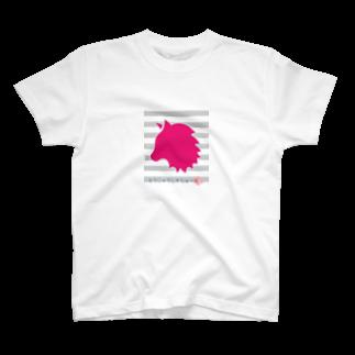 猛シスショップの猛シスデザイン1 T-shirts