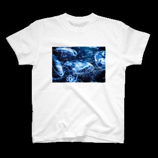 2641の海中世界 海月 T-shirts