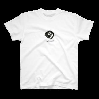 タッチアウトのbieji T-shirts