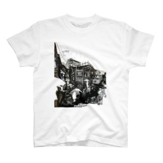 ひとり T-shirts