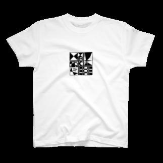 ζWalkerのGolden Design T-shirts