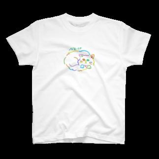 yoonoonのねっこねっこ T-shirts