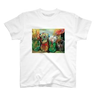SEIKOさん新着 T-shirts