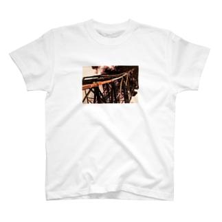鉄骨 T-shirts