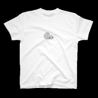 73catのぺちょんハルくん T-shirts