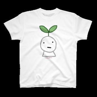 なごむアトリエ (by 佐野 元)のなごむくん(カラー) T-shirts