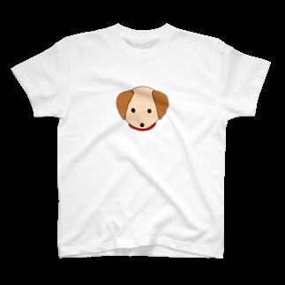 まるまるあにまるズ(仮)のラブちゃん T-shirts