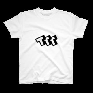 TETTAのTETTA LOGO T-shirts
