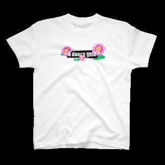 butasonのa dance gose T-shirts