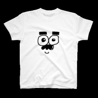 まめのひげ T-shirts