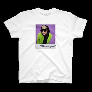 no't buyのファッショニスタ T-shirts