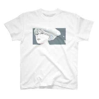 少女は溶けていく T-shirts