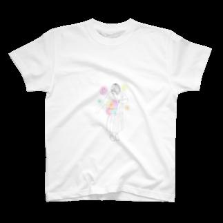 ich(いち)@クリスチャンYouTuberのクリスチャンな女の子 T-shirts