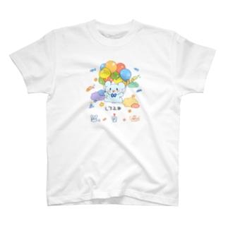 しろふあ*すぺしゃる T-shirts