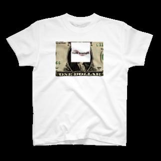 sa_monnano_のMement Mori T-shirts