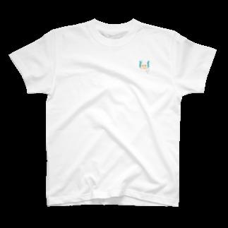 本日も晴天なりの黒唄 T-shirts