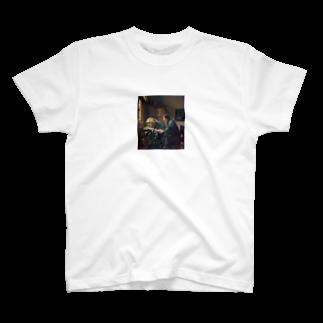 Yoru_no_shijimaの天文学者 T-shirts