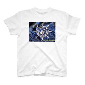 TGU SAILING TEAM 部旗 T-shirts