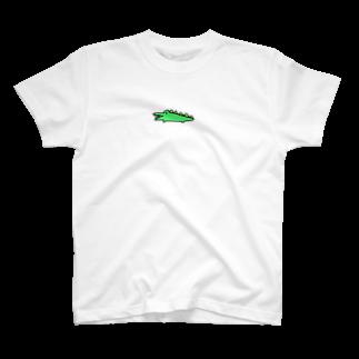 はむこストアのワニコさん T-shirts
