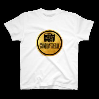 Shindo Of The DayのHECHO EN MEXICO Shindooftheday T-shirts