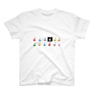 まこんぷ君 T-shirts