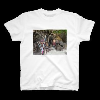 ぶるぞんさんのモンキーマジック T-shirts
