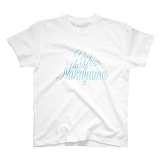 中山莉子さん T-shirts