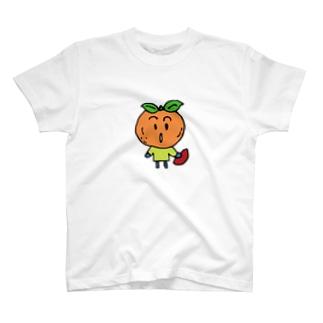 未完児 T-shirts