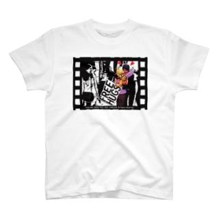 FUNKY STREET SHOPのFREE HUGS T-shirts