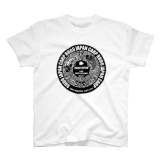 RUDO  JAPAN 鯉 T-shirts