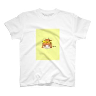 柑橘orangeガール T-shirts