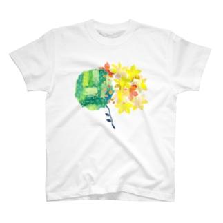 やすらぎ Tシャツ
