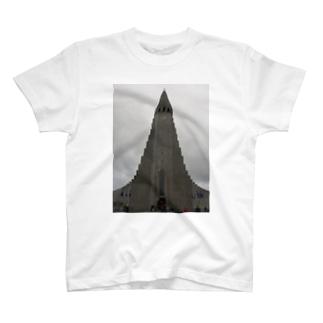 ハットルグリムス教会 T-shirts