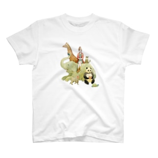 ぱおんワイン T-shirts
