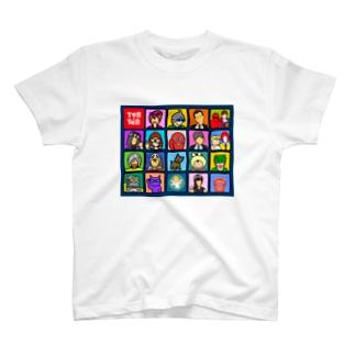 テンテン劇団員 T-shirts