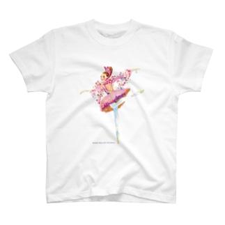 こんぺいとうの精🍬ロゴ付 T-shirts