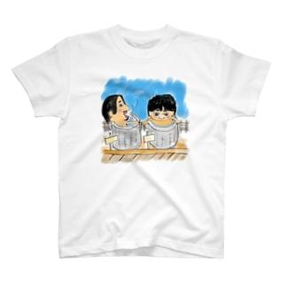 タカスィーとおふろ T-shirts