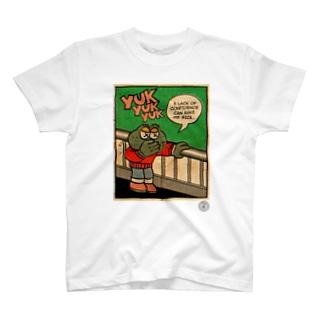 胃と自信 T-shirts