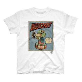 あなたに言いたいこと T-shirts